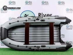 Лодка RiverBoats RB 410 (НДНД)