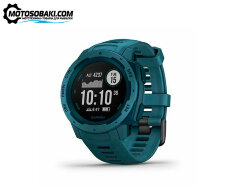 Защищенные GPS-часы Garmin Instinct Lakeside blue