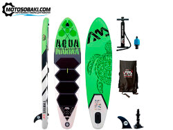 Сапборд надувной Aqua Marina THRIVE Green/White S18