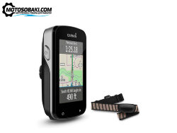 Велокомпьютер с GPS Garmin Edge 820 bundle