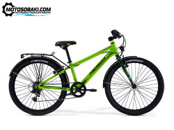 Велосипед Merida Spider J24 Green(Dark Green) 2019