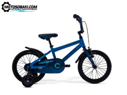 Велосипед Merida Fox J16 Blue/DarkBlue 2019