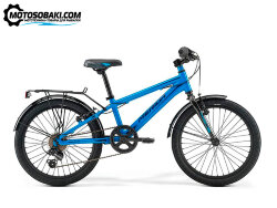 Велосипед Merida Fox J20 Blue/DarkBlue 2019