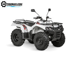 Квадроцикл Балтмоторс Baltmotors ATV 400 EFI (387 см3, 27 л.с.)