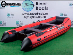 Лодка RiverBoats RB 370 (Киль)